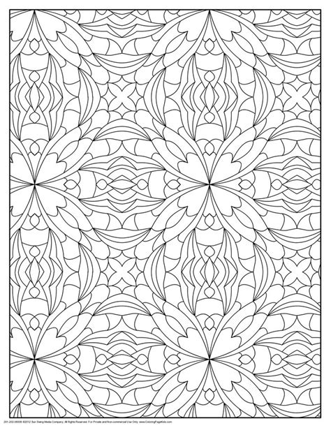 ideas  pattern coloring pages  pinterest