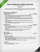 Truck Driver Resume Sample And Tips Resume Genius Delivery Driver Resume Sample Dealertradedriverresumesample Samples Resume Samples Armored Truck Driver Resume Resume Samples Dump Truck Driver Resume