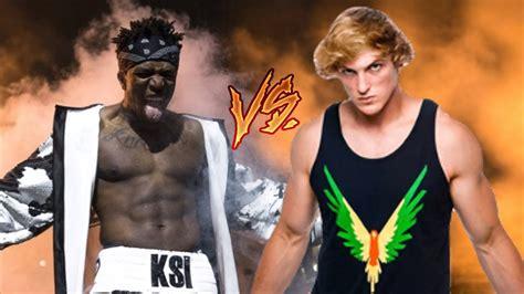 logan paul  ksi whos   win