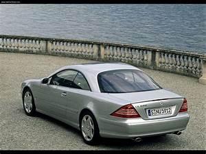 Mercedes Cl 600 : mercedes benz cl600 2003 picture 31 of 68 ~ Medecine-chirurgie-esthetiques.com Avis de Voitures
