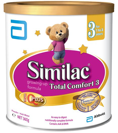total comfort formula similac products stc 3 for children 1 to 3 years