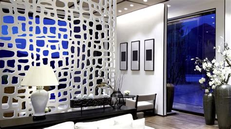 home decorating ideas living room interior design beautiful partition ideas small space