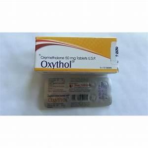 Oxythol Shree Venkatesh  Anadrol  Oxymethlone  50tabs  50mg  Tab