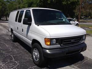Sell Used Diesel 2004 Ford Econoline Cargo Van E