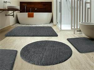 gorgeous 4 piece bathroom rug set elprome With 4 piece bathroom rug set