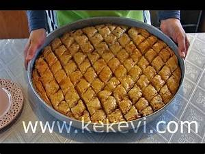 Easy Turkish Baklava Recipe from scratch! - YouTube