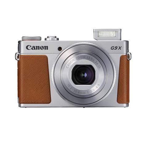 Canon Eos G9x Mark Ii Digital Camera Silver (multi
