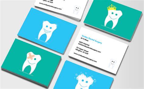 dental business card sample designs ideas startupguysnet