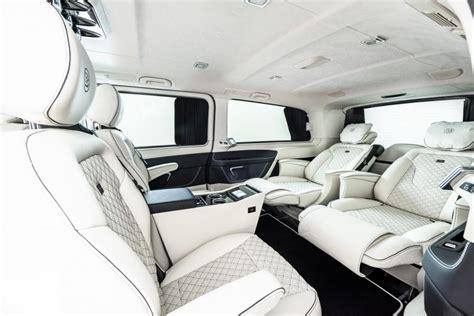 brabus business  interior mercedes benz  class