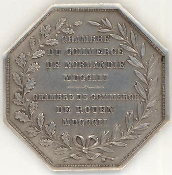 inscription chambre de commerce médaille de la chambre de commerce