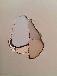 trou dans ma porte de chambre blanc laque forum d39entraide With reboucher un trou dans une porte en bois