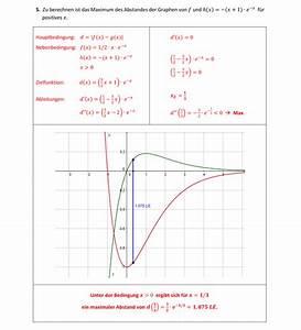 Supremum Berechnen : e funktion kurvendiskussion geradengleichungen fl chen ~ Themetempest.com Abrechnung
