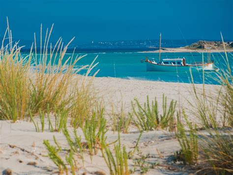 House Boat In Formentera Balearic Islands Spain La