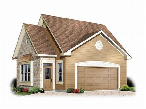 Garage Plans With Loft