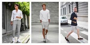 Tenue été Homme : comment bien s habiller en t quand il fait chaud ~ Mglfilm.com Idées de Décoration