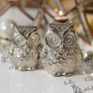 Deco, Owl, Decorations
