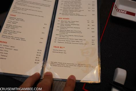 royal caribbean drink prices cruise  gambee