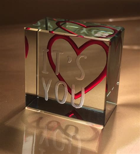 best romantic gifts for her on christmas spaceform it s you glass gift ideas for him 1880 ebay