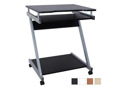 tablette de bureau bureau table meuble informatique avec tablette clavier