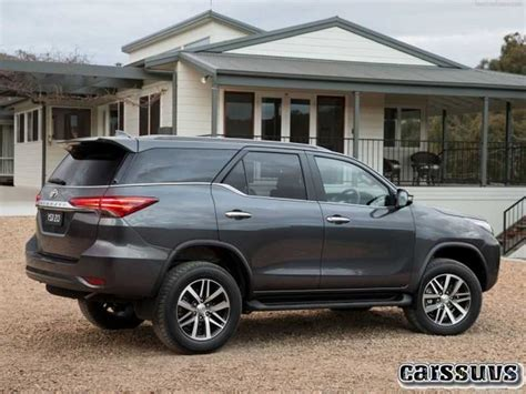 20182019 Toyota Fortuner  A Photo, Price And Packaging