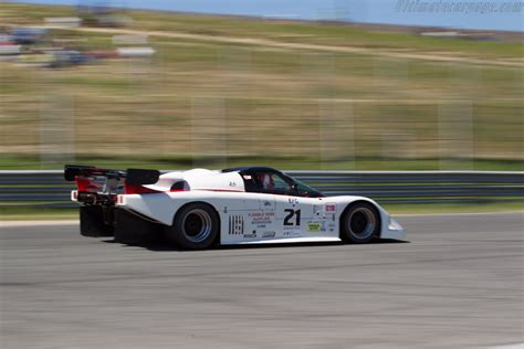 March 85G Porsche - Chassis: 85G-6 - Driver: Christian ...