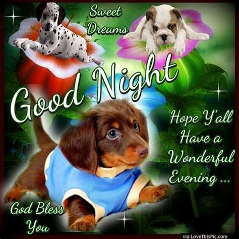 good night sweet dreams god bless  pictures