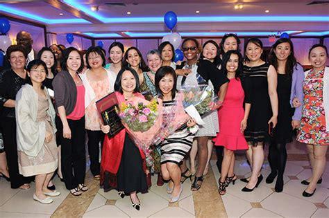 celebrating  collaboration award  chapter leader