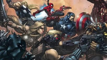 Avengers Marvel Desktop Comics Superhero Tags