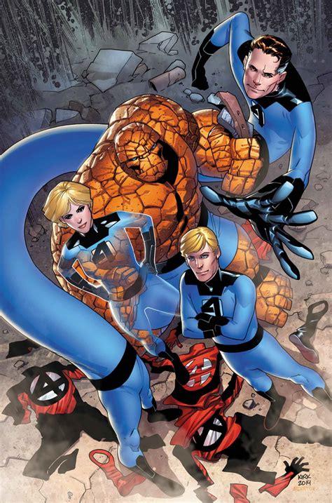 Fantastic Four (earth616)  Marvel Database Fandom