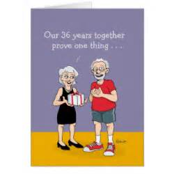 36th wedding anniversary gifts t shirts posters other gift ideas zazzle - 50 Year Wedding Anniversary
