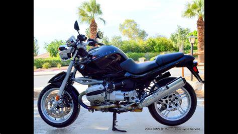 2003 Bmw R1150r R1150 R For Sale Www.samscycle.net