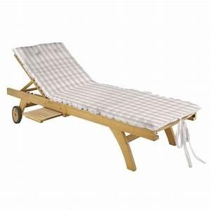 Bain De Soleil Gonflable : coussin bain de soleil alphonsine lin coussin et ~ Premium-room.com Idées de Décoration