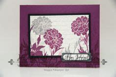fabulous florets stampin  images flower stamp