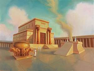 Did Ancient Israelites Build Temples Outside Of Jerusalem