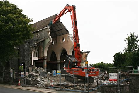 demolition  st michaels church  tony atkin cc