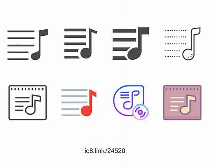 Playlist Icon Icons8