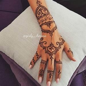 Tatoo de hena me mega super encanta | Henna | Pinterest ...