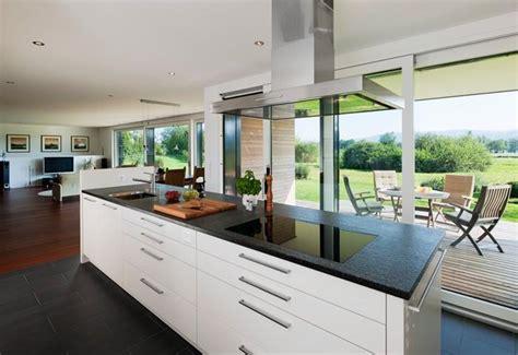 photo de cuisine ouverte avec ilot central cuisine ouverte sur salon avec ilot central cuisine en image