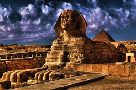 25 Shocking Facts About The Great Sphinx Of Giza That Are