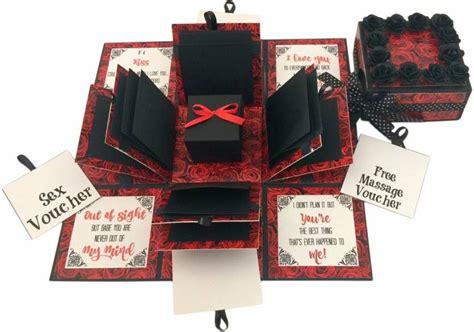 crack  dawn crafts  layered romantic explosion box
