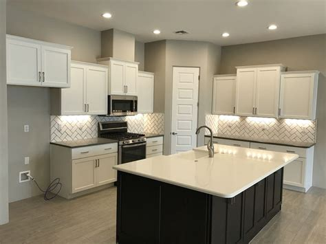 Differing from the farmhouse style trend, barndominium designs often feature a gambrel roof, open concept floor plan, and a rustic aesthetic reminiscent of repurposed pole barns converted into living spaces. Mesquite Double RV Garage Model   Garage house plans, Rv ...