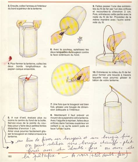 comment fabriquer une lanterne fabrication de lanternes pour la soir 233 e de la martin 224 wangen
