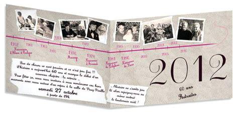 Carte Invitation Anniversaire Gratuite 60 Ans à Imprimer