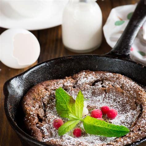 cuisiner des chignons de a la poele recette fondant au chocolat 224 la po 234 le facile rapide