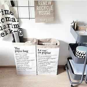 Sac En Papier Deco : crush le sac en papier lili in wonderland ~ Teatrodelosmanantiales.com Idées de Décoration