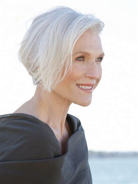 Beautiful Gray Hair Cuts   Hair World Magazine