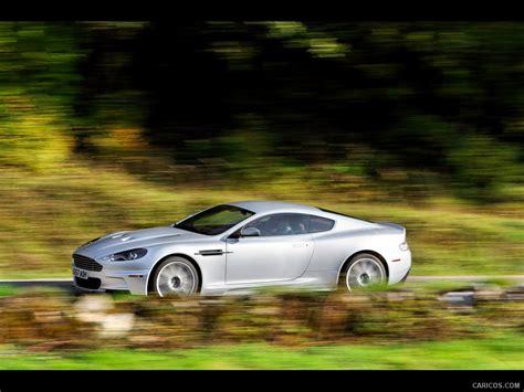 Aston Martin Dbs Lightning Silver 2009 Side
