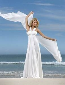dress for a beach wedding With wedding dress for beach ceremony