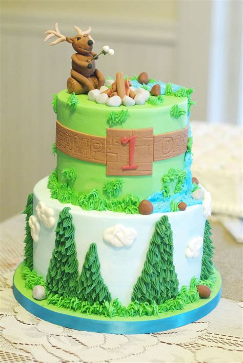 camping themed cake country cupboard cakes cake