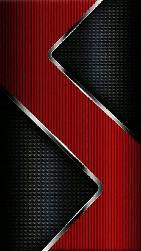 black red  chrome wallpaper red wallpaper samsung